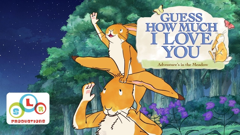 Guess How Much I Love You: Short Cut Can you touch the stars?