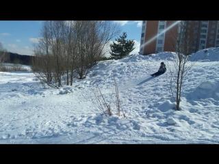 Первая снежная зима