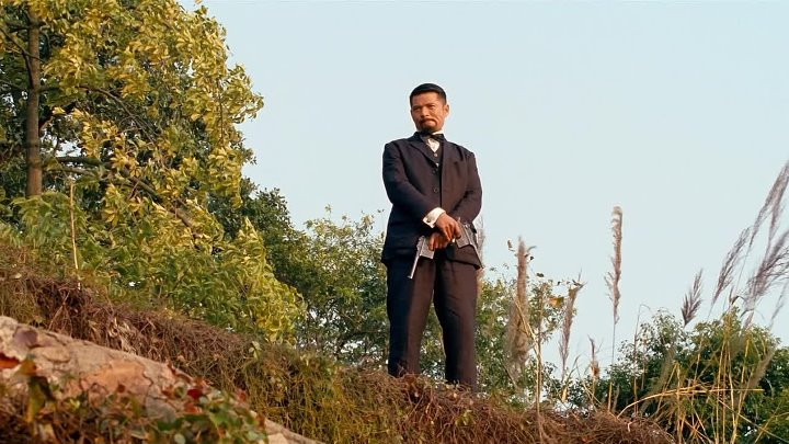 Пусть летят пули Rang zi dan fei (2010) - боевик, комедия