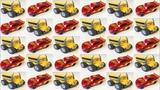 Тачки Развивающие Мультики про Машинки для Детей Найди Отличия 50 Заданий