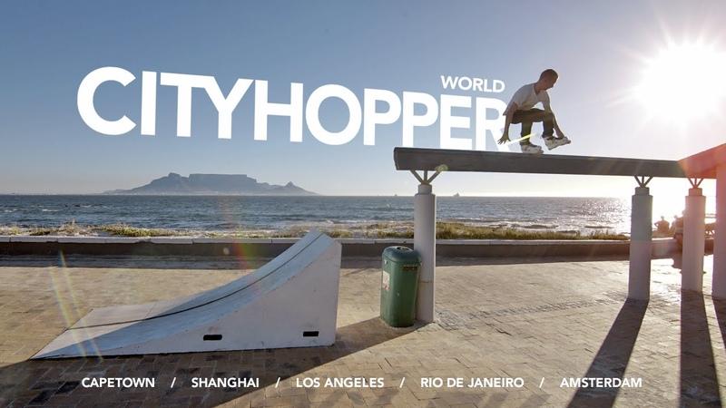 CITYHOPPER WORLD Sven Boekhorst смотреть онлайн без регистрации