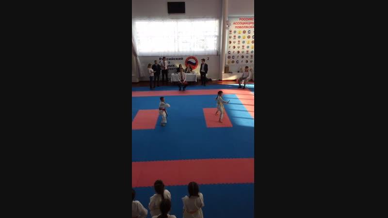 Соревнования по каратэ WKC 3.02.19
