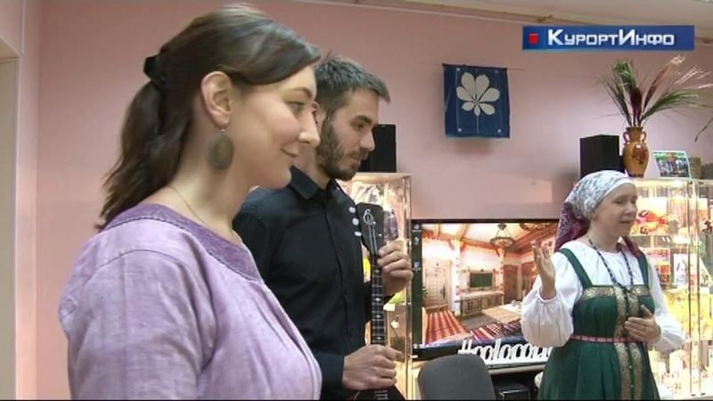 На этно фестивале Нити времён выступил музыкант виртуоз Георгий Нефёдов