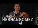 Juancho Hernangómez vs Hornets (7 - 12 - 2018)