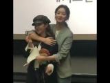 Oh Yeon Seo and Dara [citt]
