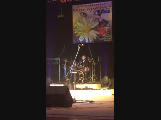 Соло на барабанах! Рок 🤘 фестиваль 🥁