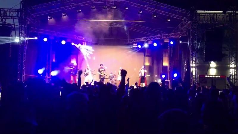 ХИТОБОИ «Видели ночь» Усть-Кулом (республика Коми) 14.07.2018
