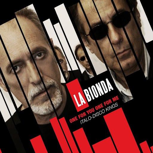 LA BIONDA альбом Italo Disco Kings