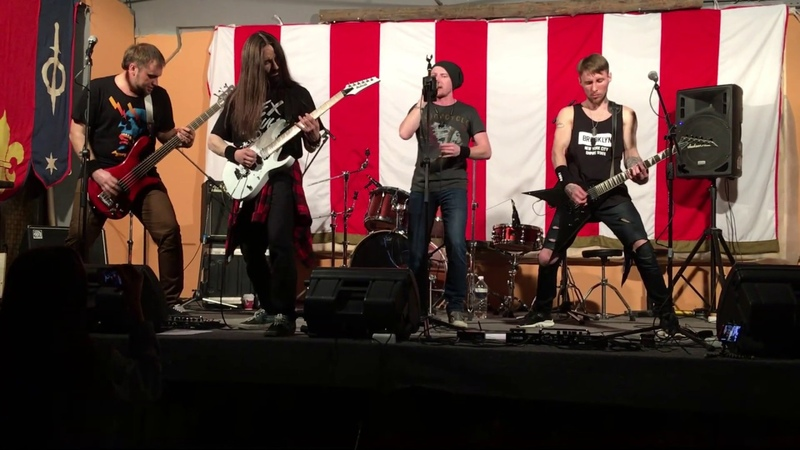 INKHEART - Light in your eyes ( part I ) (Live in Viking)