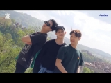 [RUS] CNBLUE In Love with Switzerland. Ep. 5
