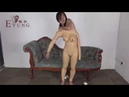 EYUNG YR-AB9S-D full bodysuit with full silicone breast and sleeves for crossdresser drag queens