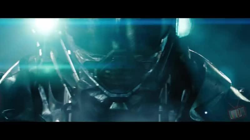 Алекс и Кора убили первого пришельца - Морской бой (2012) - Момент из фильма.mp4