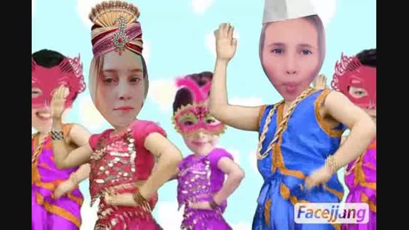 300.Bollywood Love Dance (шаболды, натаха).mp4