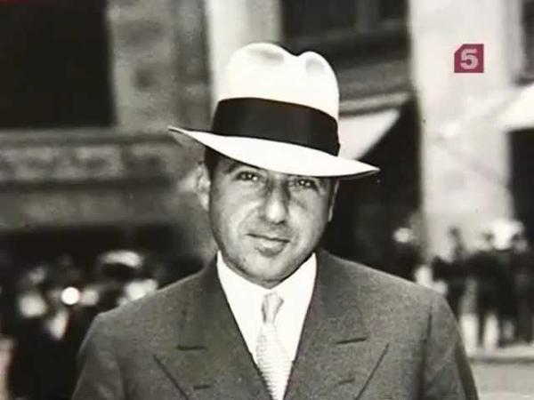 Фрэнк Костелло Премьер министр мафии