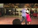 Джоанна Копес и Александро Берон фестиваль Аргентинского Танго Буэнос Айрес 2016 4 год