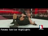 Brock Lesnar vs Roman Reigns WWE Wrestlemania 31 Highlights HD