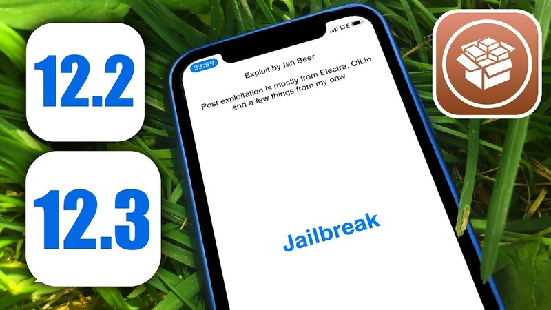 Root Jailbreak for iOS 12.3 - 12.2 - 12.1.4 Updated! Fully Cydia Works!