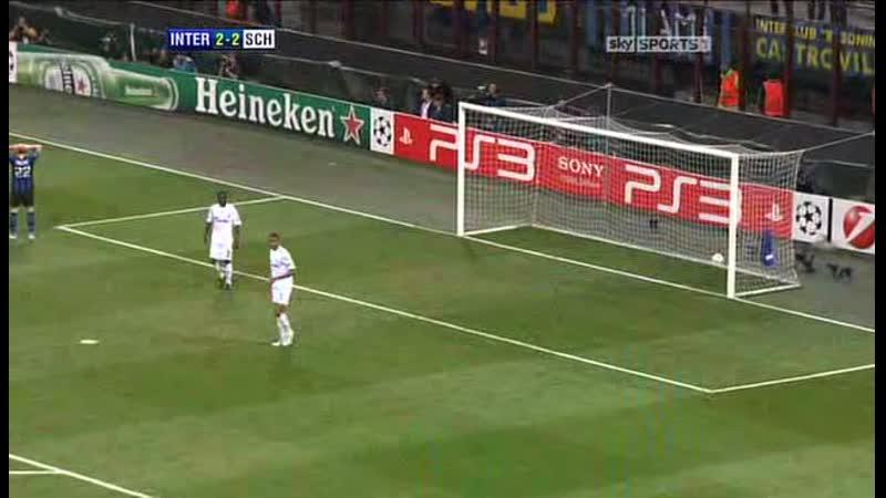 201 CL-20102011 Inter - FC Schalke 04 25 (05.04.2011) HL