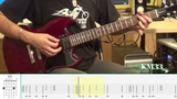 ACDC - You Shook Me All Night Long (Guitar Tutorial)