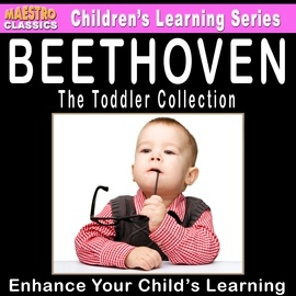 Ludwig Van Beethoven альбом Beethoven - The Toddler Collection