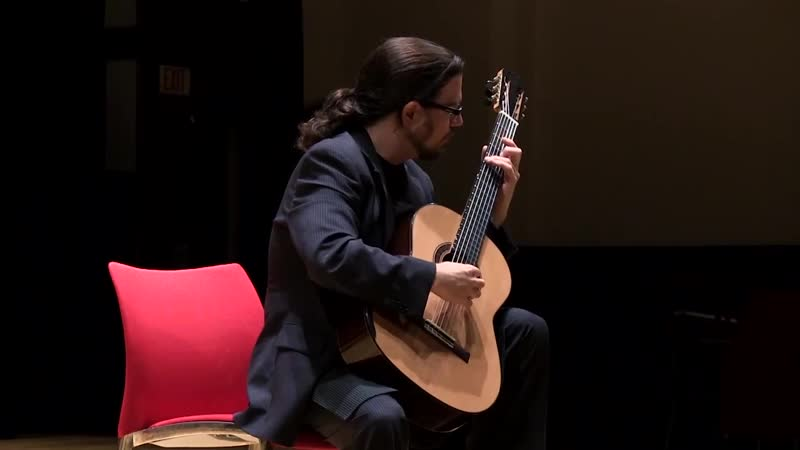 1034 J. S. Bach - Sonata in E minor for flute and continuo, BWV 1034 - Chad Ibison, guitar