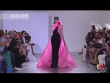 GEORGES CHAKRA Fall 2018 Haute Couture Paris - Fashion Channel