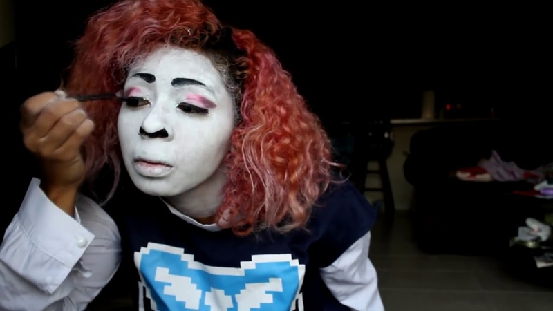 Undertale Toriel Makeup Tutorial!