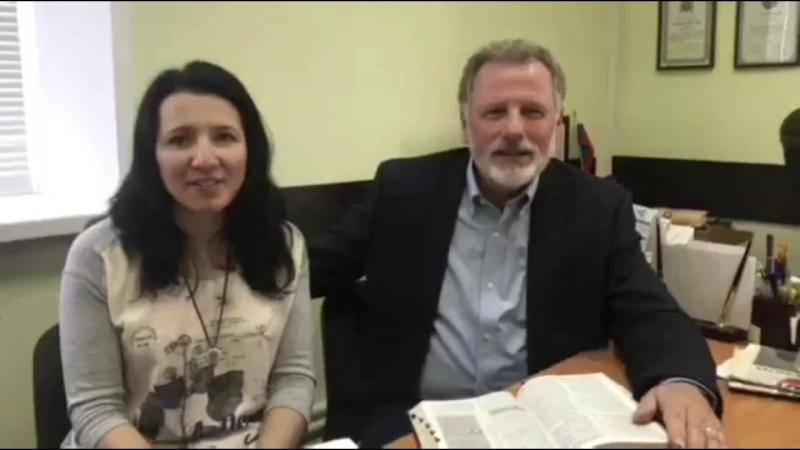 Простые действия - пастор Джеф Тарбокс