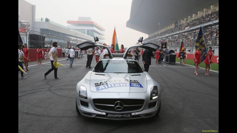 27.10.2013 г. Гран-При Индии,Большая Нойда. Гонка