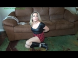 Step mom blackmail humiliated Carmen Valentina