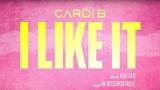 Cardi B feat. Kontra K &amp AK Ausserkontrolle I Like It (Lyric Video)