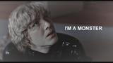 Michael Langdon I'm a monster (AHS Apocalypse)