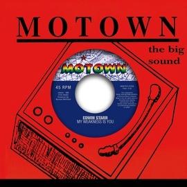 "Edwin Starr альбом Motown 7"" Singles No. 8"