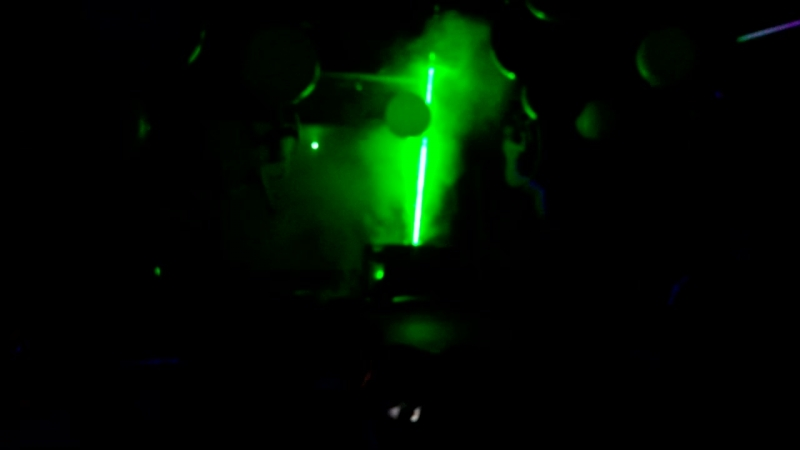 лазер шоу