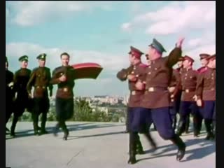 Killer007 - Your body my body RMX'18  (rework of Michael Zager song) feat. Soviet Russian Soldier Dance. Reversed video.