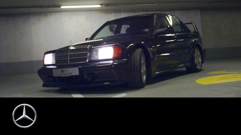 Mercedes-Benz 190 E 2.5-16 EVO 2 Parkplatzsuche   ALL TIME STARS