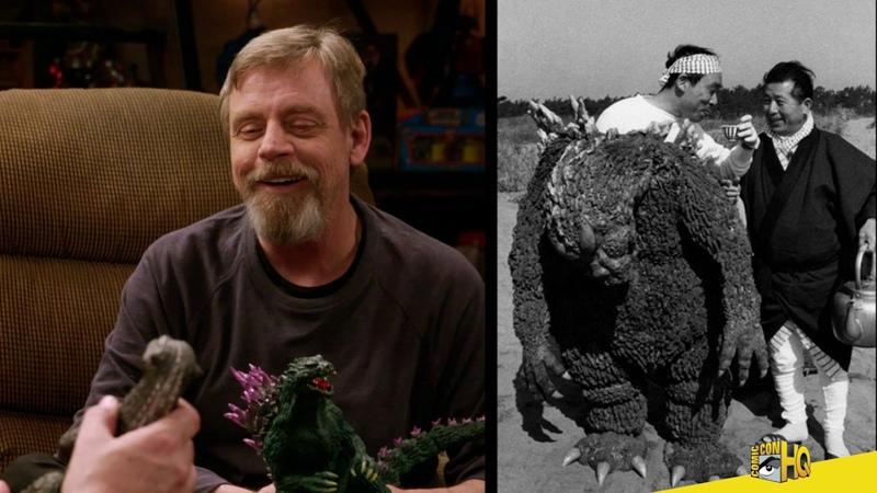 Mark Hamill's Pop Culture Quest Episode 2 Monsters vs Robots