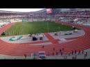 матч по легкой атлетике в Минске