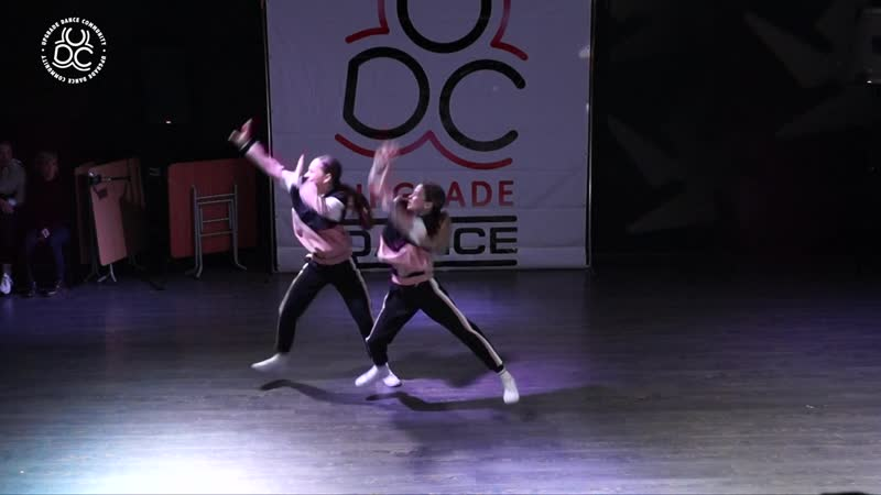 WINNER OF UPGRADE COMPETITION 4 Best Dance Duo Beginners Lil Ones