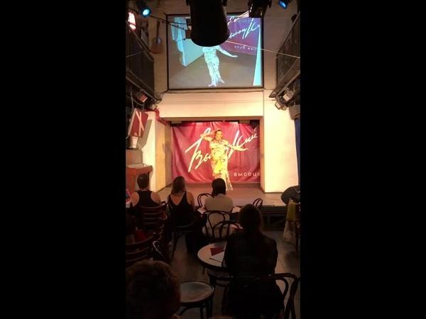 Зайна Тахтил Шибак. 26.08.2018, клуб Высоцкий, вечеринка !DIFERENTES!