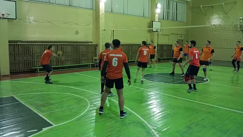 Атлетик Тверьэнерго ч 5
