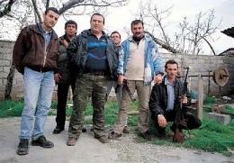 АЛБАНСКАЯ МАФИЯ В ЕВРОПЕ Скоро вся Европа должна будет выучить албанский, - эти слова нынешний премьер-министр Косово Хашим Тачи произнес еще в бытность свою лидером Освободительной армии