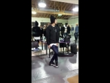 Larry (Les Twins) - Robin Thicke - Teach U A Lesson (CLEAR AUDIO)