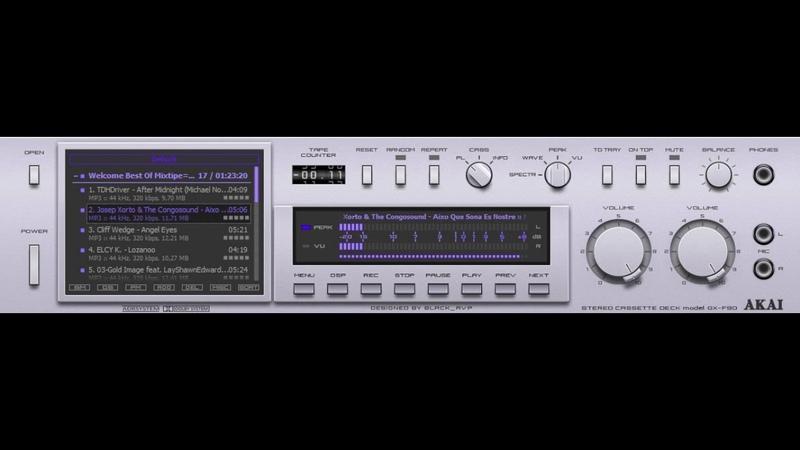 Welcome Best Of Mixtipe=AKAI FX F 90
