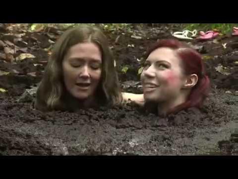 Sinking In Quicksand With Gooey Muddy SFX 15