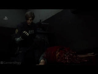 Resident Evil 2 - E3 2018 Demo Gameplay [HD]