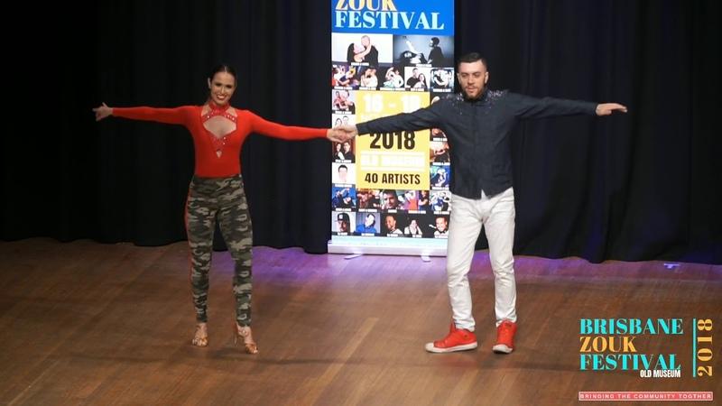 Sasha Mitch - Shows at Brisbane Zouk Festival 2018