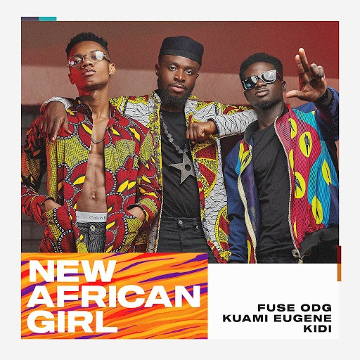 Fuse ODG альбом New African Girl