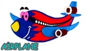 Airplane Stop Motion Coloring with PlayDoh - Airplane Animation Coloring - StopMotion
