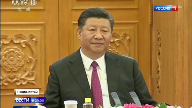 Вести в 2000 • Ким Чен Ын зачастил в Китай Северная Корея почувствовала за собой надежный тыл Пекина